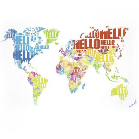 HELLO WORLD wallpaper