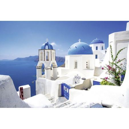 GREEK ISLAND Wallpaper