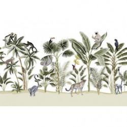 Papier peint ILLUSTRATION ANCIENNE