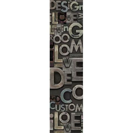 IRON FONT Wallpaper
