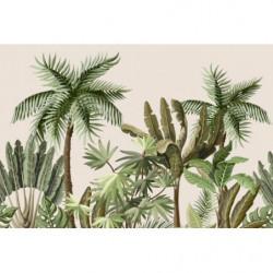 Poster jungle illustration tendance