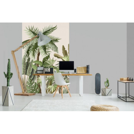ILLUSTRATED JUNGLE Wall hanging