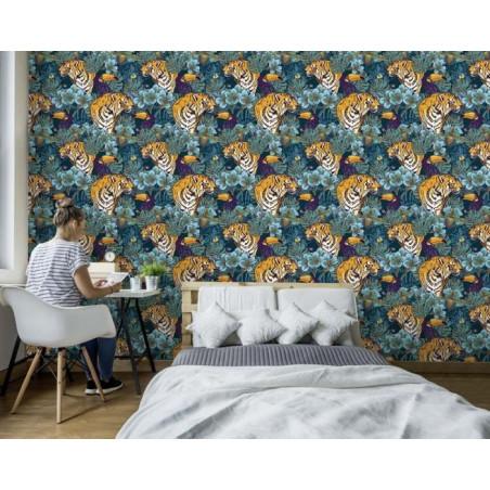 JUNGLE TIGER wallpaper