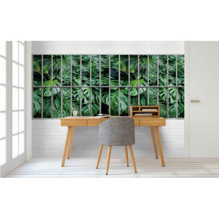 Poster JUNGLE VERRIERE