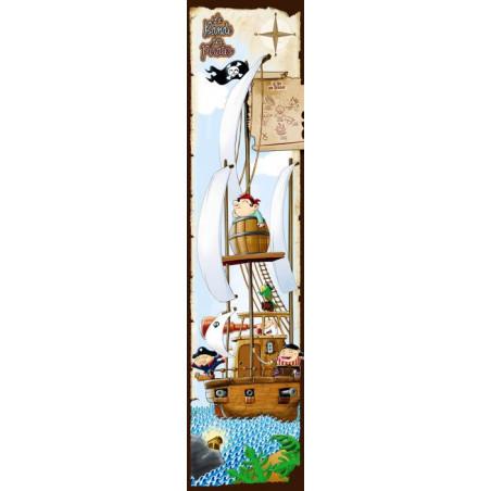 Papel pintado BANDA DE PIRATAS