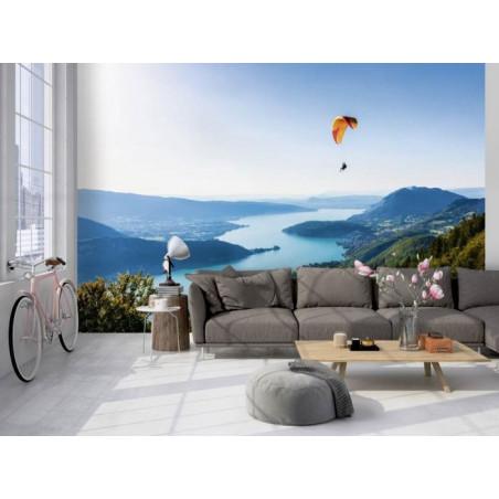 ANNECY LAKE Wallpaper