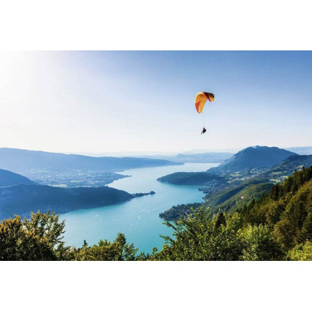 ANNECY LAKE Poster