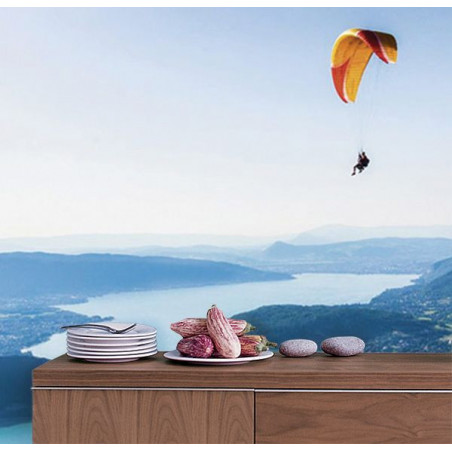 ANNECY LAKE Wall hanging