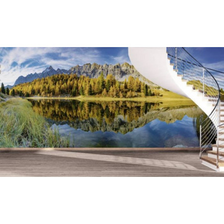 MIRROR LAKE wallpaper