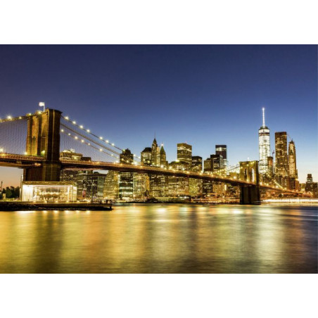 Tableau LE PONT DE BROOKLYN
