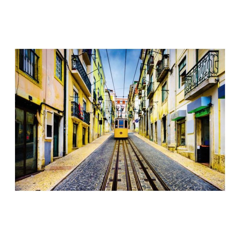 Papier Peint Photo De Lisbonne Panoramique Vacances Au