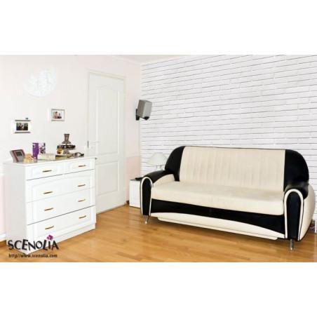 WHITE LOFT  Wallpaper