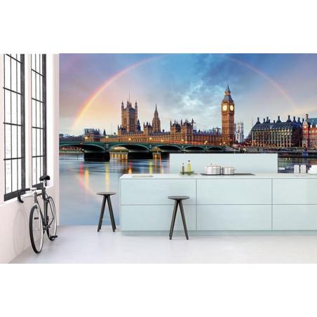 LONDON RAINBOW poster