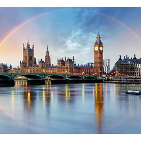 Papel pintado ARCO IRIS DE LONDRES
