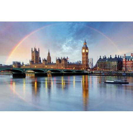 Papier Peint LONDON RAINBOW