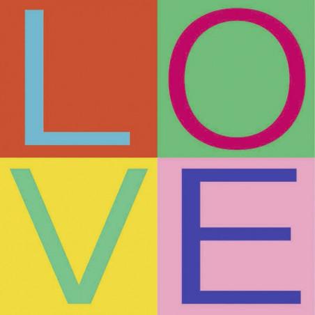 Tableau LOVE GIRLY