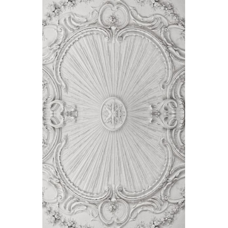LUXURY WHITE WALL wall hanging