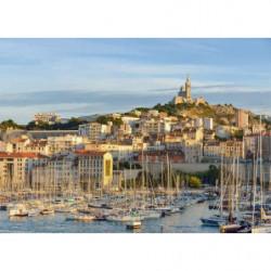 Tableau photo Marseille XXL