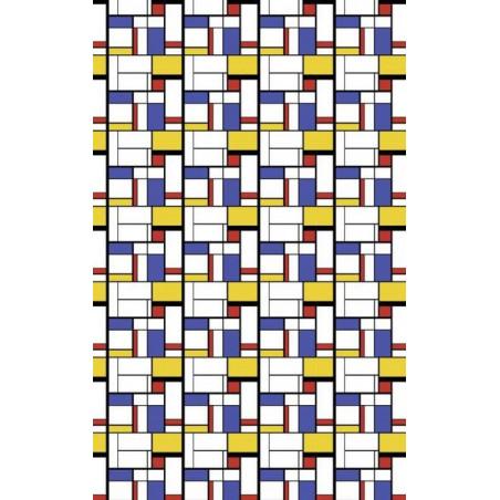 Papier Peint MONDRIAN STYLE