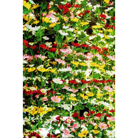 FLOWERED WALL privacy screen