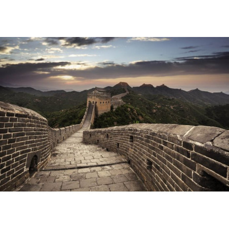 Póster PARED CHINA