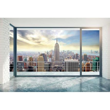 Papel pintado NUEVA YORK EN CASA
