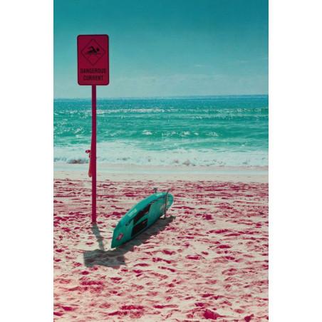 Tenture suspendue NO WAVE