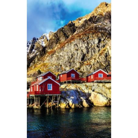 NORWAY LOFOTEN wall hanging
