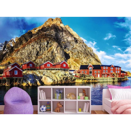 NORWAY LOFOTEN wallpaper