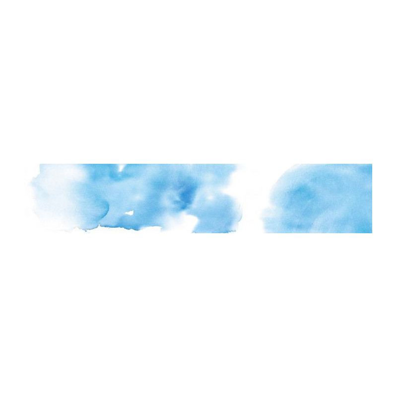 Nuage bleu tapisserie panoramique papier peint design for Papier peint nuage
