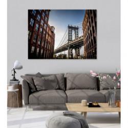 BROOKLYN NYC Canvas print