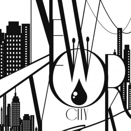 Cuadro en lienzo NYC EN LOS AÑOS 50