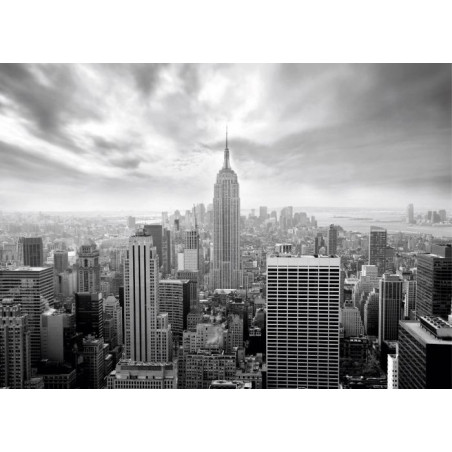 NYC NB canvas print