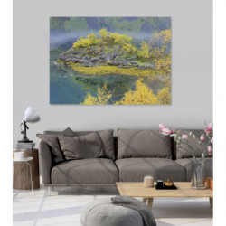 Autumn Landscape canvas wall art