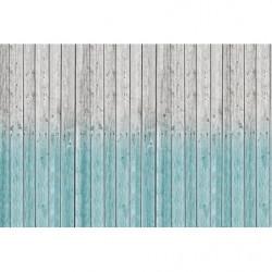 Papier peint scandinave effet bois