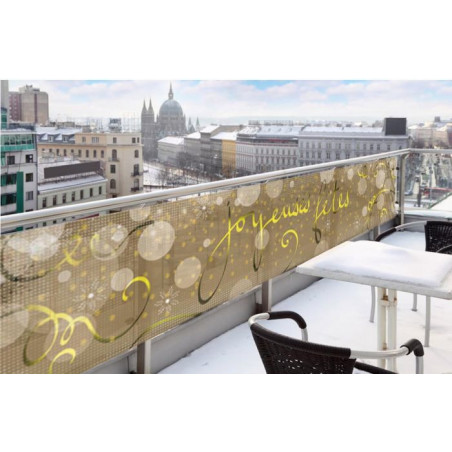 PAILLETTES privacy screen