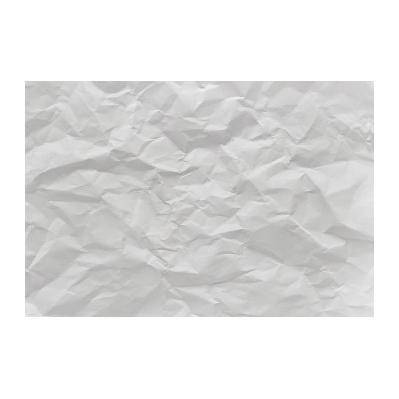 Papier peint panoramique intiss effet papier froiss et iris - Papier peint effet matiere ...