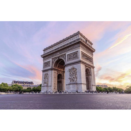 PARIS ARC DE TRIOMPHE poster