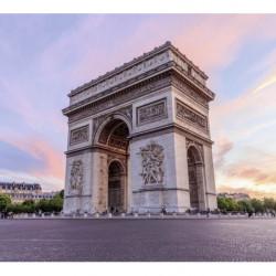 Poster photo de l'Arc de Triomphe à Paris