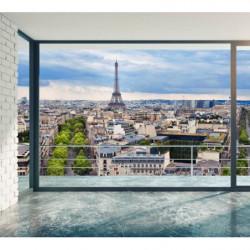 PARIS AT HOME Poster