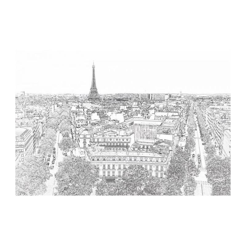 Papier Peint PARIS ETERNEL
