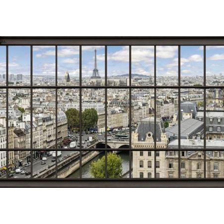 THE SEINE IN PARIS Wallpaper