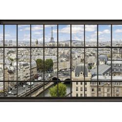 Poster PARIS LA SEINE