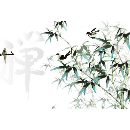 Papel pintado PINTURA CHINA