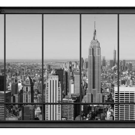 NEW YORK PENTHOUSE B&W Poster