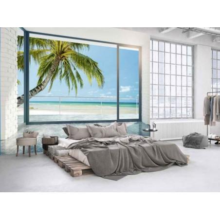 BEACH AT HOME Wallpaper