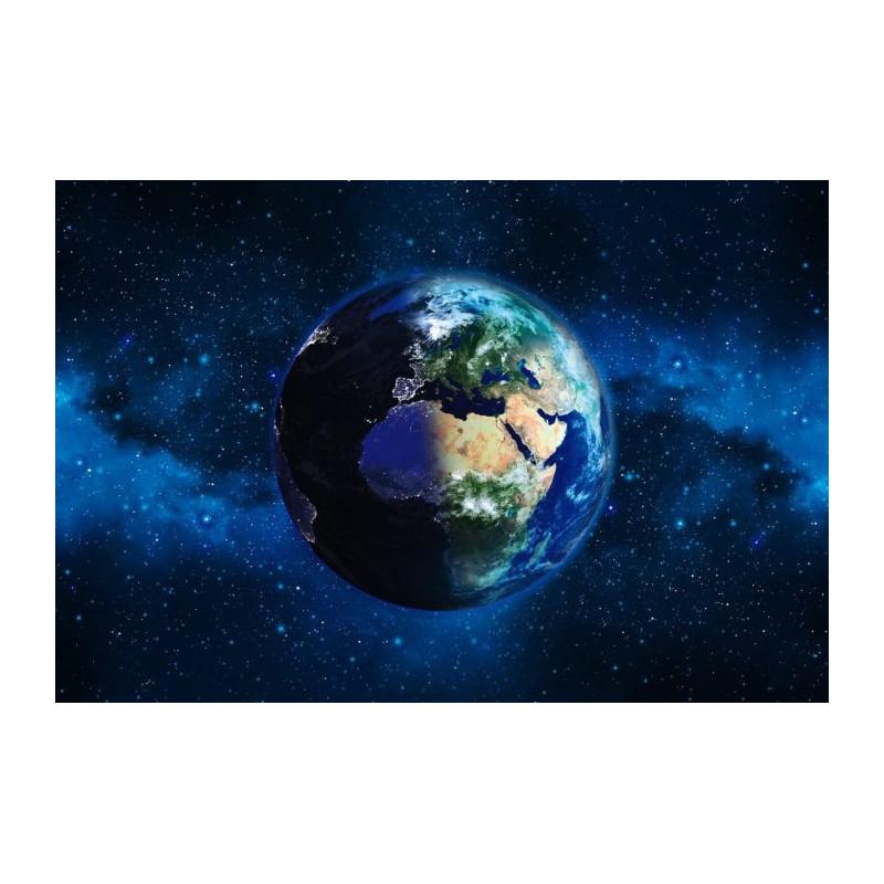 Planete terre papier peint d co espace et cosmos - Papier peint planete ...