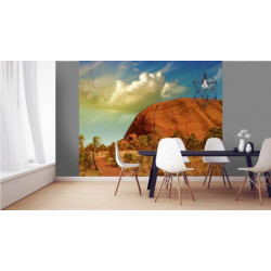 Poster Ayers Rock Australie photo grand format