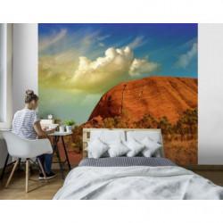 Poster Ayers Rock Australia