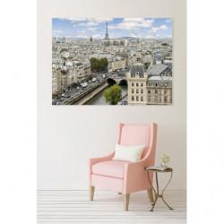 Tableau Paris photo typique de la ville